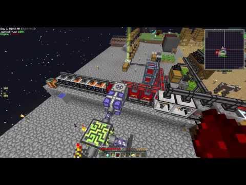 Sky Factory 2.5 - Episode 32 - Destabilized Redstone