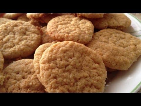 Delicious Coconut Cookies