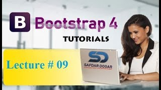 Image and Its Property in Bootstrap 4  Part 9 - Bootstrap 4 Tutorial in Urdu/Hindi