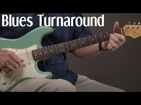 Blues Turnaround Lesson for Beginners