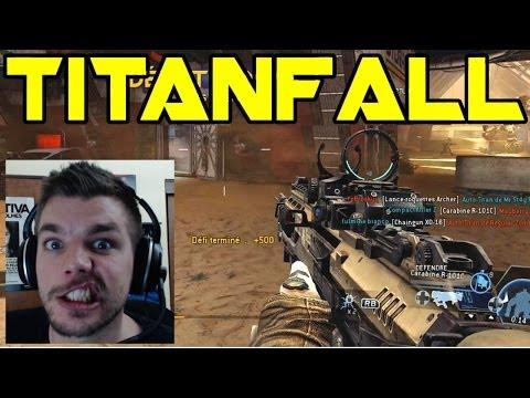 TITANFALL Gameplay : Présentation et impressions en Live | SkyRRoZ