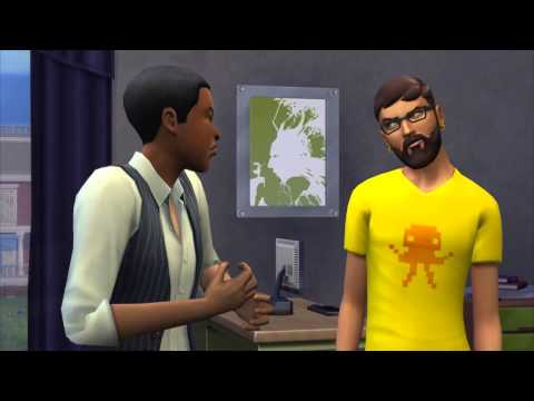 The Sims 4 - Build/ Buy Mode, Clothing, Traits