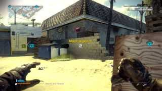 CoD Ghosts Search and Rescue | 17 - 3 Knife Only | Best Knife Only Class