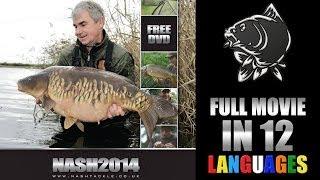 NASH 2014 Carp Fishing DVD FULL MOVIE in 12 languages Kevin Nash Alan Blair