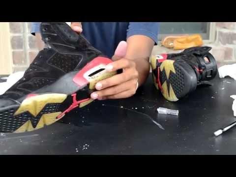DIY: How to Repair Air  Jordan 6