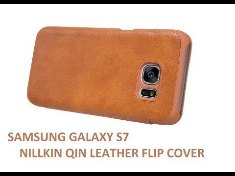 Nillkin QIN Leather Flip Case for Samsung Galaxy S7 | Makro.pk