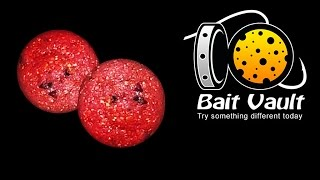 How To Make Quick Berry Boilies - Carp Bait Recipe