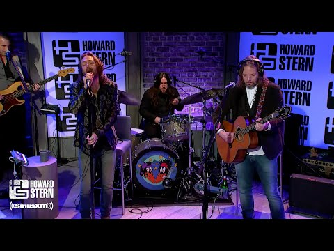 """Xxx Mp4 The Black Crowes """"She Talks To Angels"""" On The Howard Stern Show 3gp Sex"""