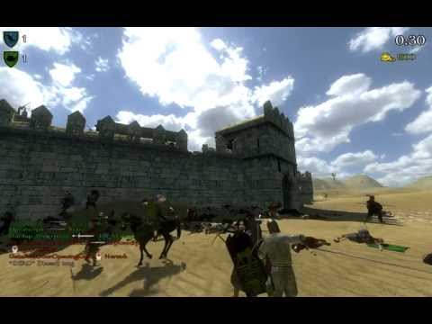 Mount and Blade: Warband - Timelapse 02 - GK Siege
