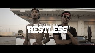 Mack Manns f/ Southfield G - Restless (Official Video) Shot By - DKVTv