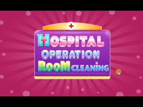 Hospital Operation Room Cleaning
