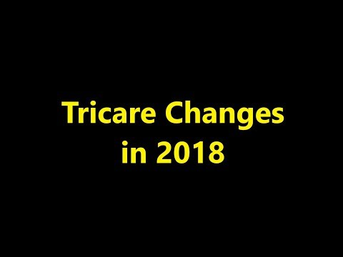 Episode 0049 - Tricare Changes in 2018