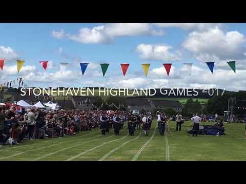 Stonehaven Highland Games 2017