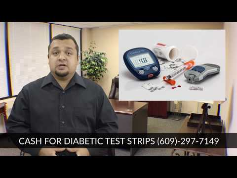 Sell Diabetic Test Strips | Sell Test Strips |Sell My Test Strips | (609)-297-7149 | New Jersey