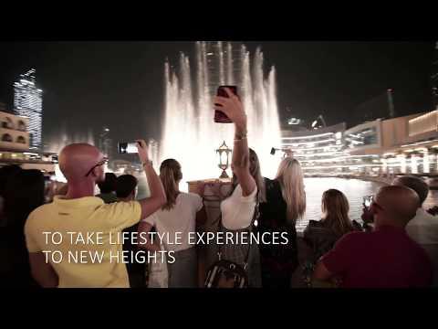 Emirates NBD U By Emaar Card Launch