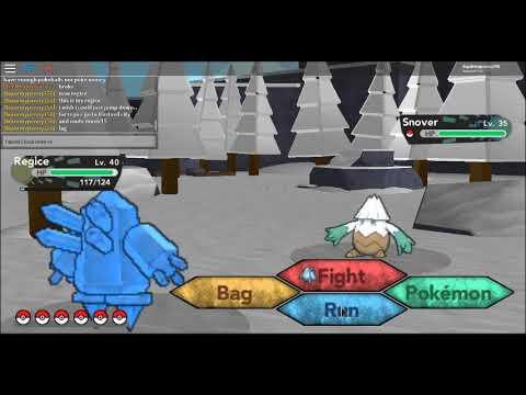How to Get Regice, Regirock and Registeel - ROBLOX Pokémon Brick Bronze episode #1