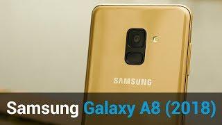 Samsung Galaxy A8 (2018) Review (NL)