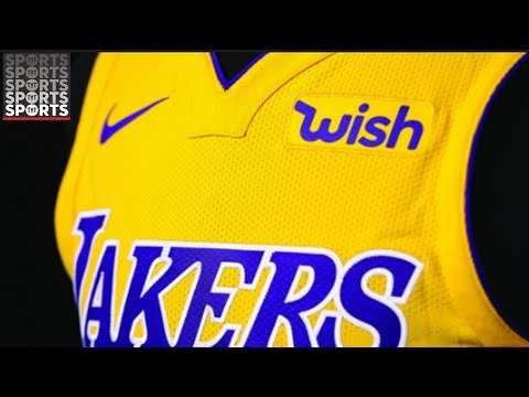 Should NBA Jersey's Have Sponsorships? [Lakers Newest Team to Add Sponsor]