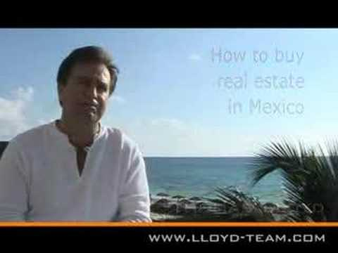 Top Mexico Real Estate - Lloyd's Real Estate