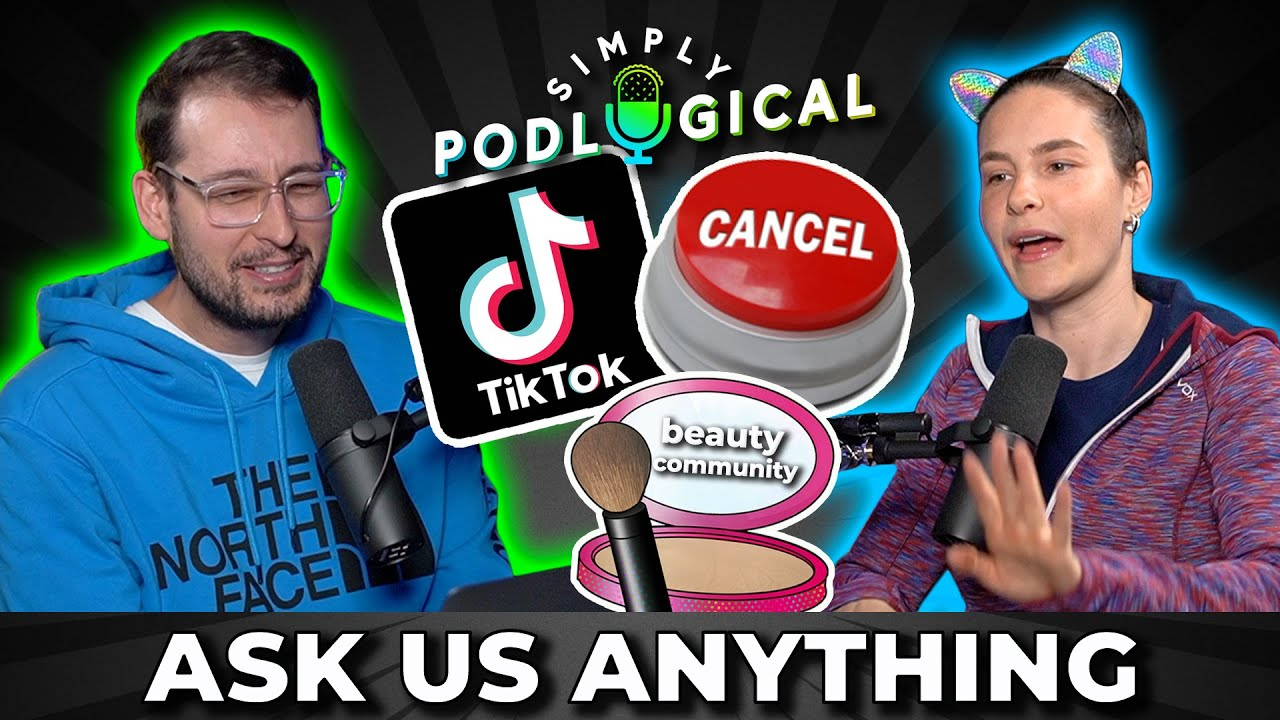 Ask Us Anything - Cancel Culture, Fan Encounters & Quarantine Update  - SimplyPodLogical #21