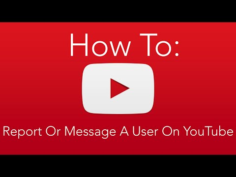 How To Message or Block a User on YouTube