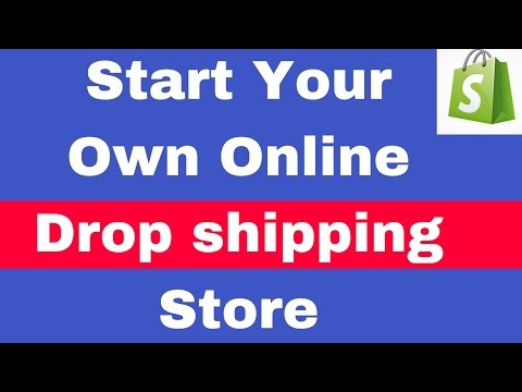 Start your own online drop shipping business in India hindi urdu