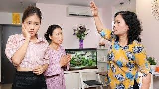 Mẹ Chồng Cho Bà Thông Gia Ăn Cá Thiu Và Phản Ứng Bất Ngờ Của Con Dâu| Nàng Dâu Online Tập 7