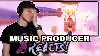 Music Producer Reacts to MINIMINTER & RANDY - THE HELIUM SONG
