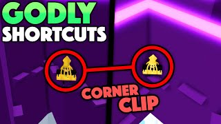 GODLY SHORTCUTS in Tower of Hell! (CRAZY) | Roblox