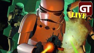 25 Jahren war es verboten: Jetzt spielen wir Star Wars: Dark Forces