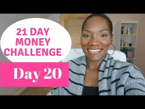 21 Day Money Challenge   Day 20   Dream Big and Set SMART Goals