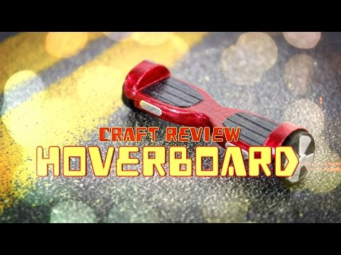 Fabulous Craft Review: Doll Hoverboard
