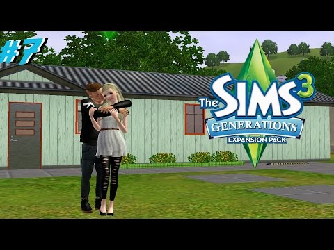 THE LAG! - The Sims 3 Generations - Episode 7