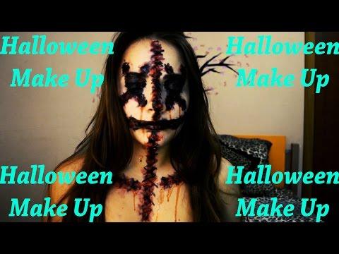 Halloween Makeup Voodoo Doll SFX Tutorial