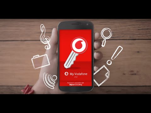 How to install and use Myvodafone App in Android Mobile