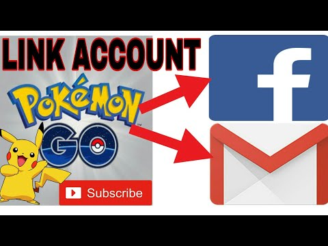Link or Connect Pokemon Go Gaming Account To FACEBOOK & GMAIL ID   Clash With Bhargav   Hindi
