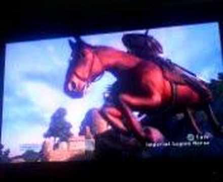 Oblivion Horse Bug