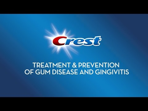 Treatment & Prevention of Gum Disease and Gingivitis | Crest