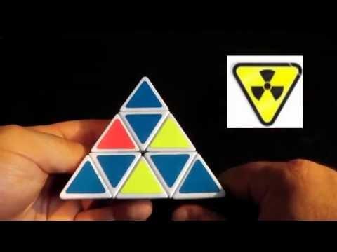 Rubik's Pyraminx Pyramid incredibly easy solution!