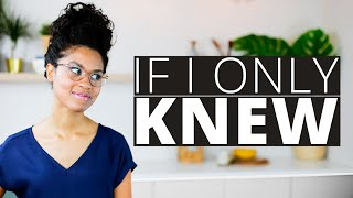 WHAT I WISH I KNEW BEFORE GOING PLANT-BASED | Watch This Before You Go Vegan!