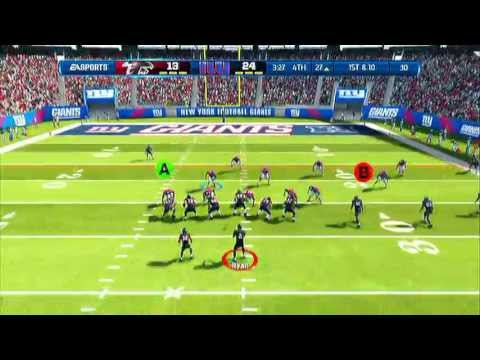 Madden 13 - This is how to Run the Ball! | Tips for your Offense