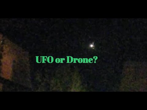 CLOSE UP Footage of UFO?? Ohio May 1, 2018!!!