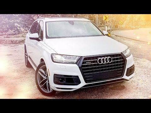 The Tech of an $80,000 Audi Q7