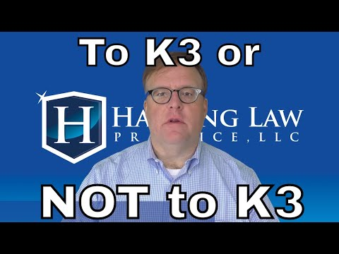 To K3 or Not To K3
