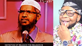 CATHOLIC REACTS TO Dr Zakir Naik Proved Hell & Heaven In Two Ways (Brilliant)