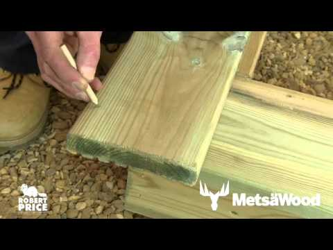 Framing and Skirting your Decking