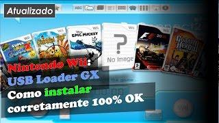 Fix Problems/Errors On USBLoaderGX & WiiFlow (Installing IOS