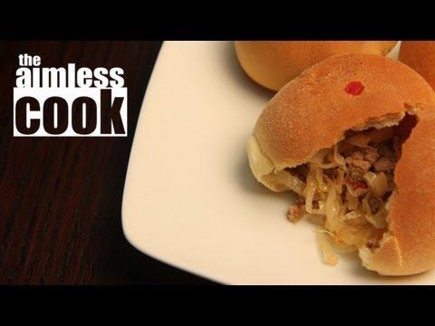 Buddocks - Home Style Meat Buns Recipe