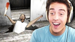 SCARY?.. or FUNNY!! - GRANNY BEST MOMENTS