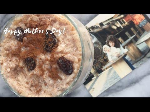 Rice Pudding - my Mom's recipe!
